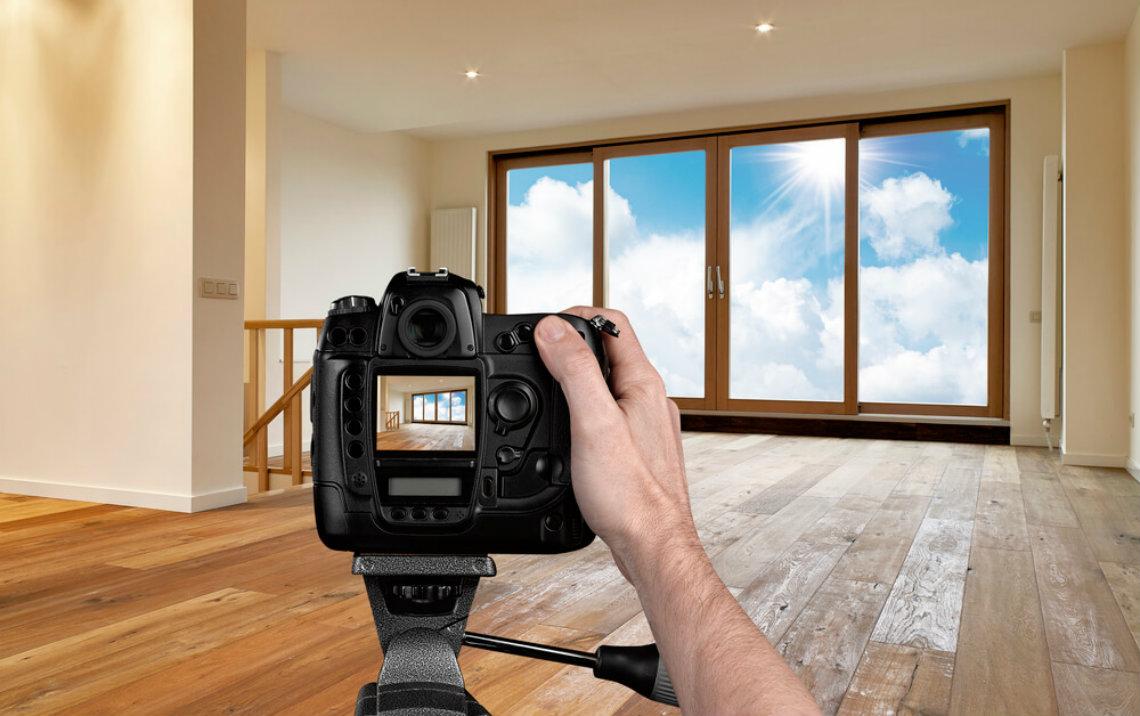 Corretor imobiliário: fotos que vendem!
