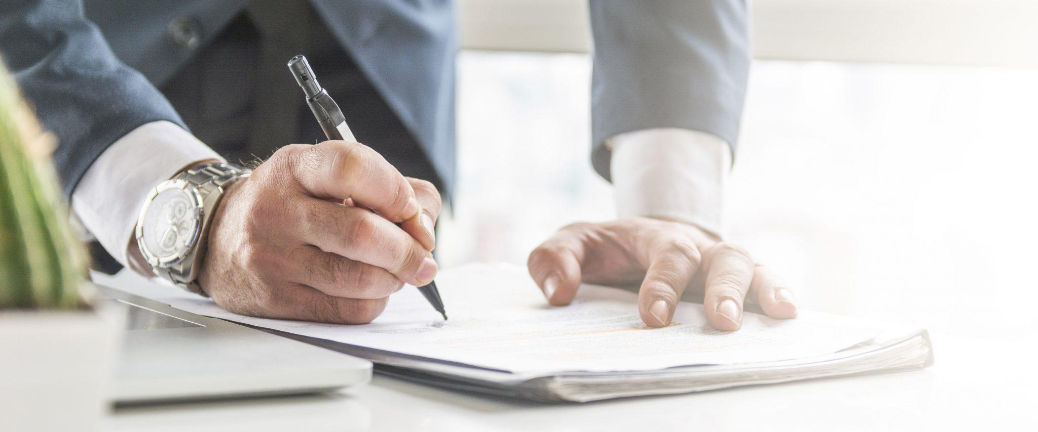 Documentação necessária para compra, venda e aluguel de imóveis