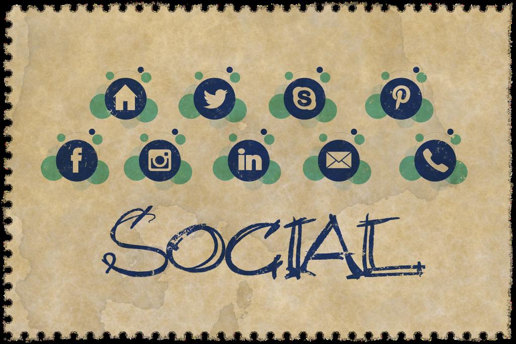 Redes Sociais: estatísticas de 2017