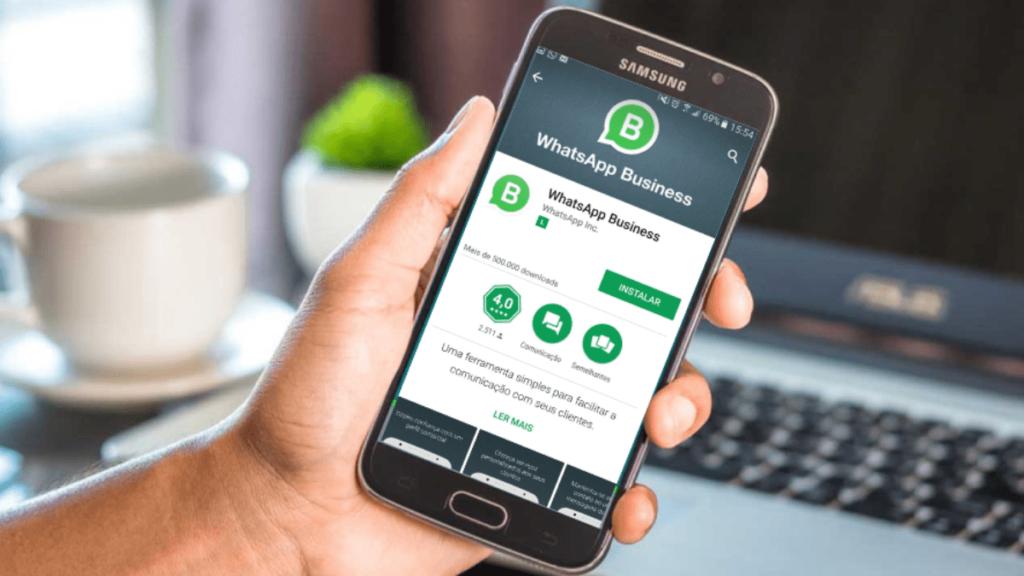 WhatsApp Business para sua imobiliária