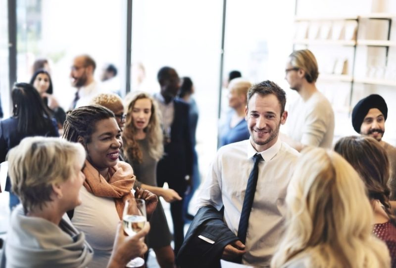 Networking para vender imóveis