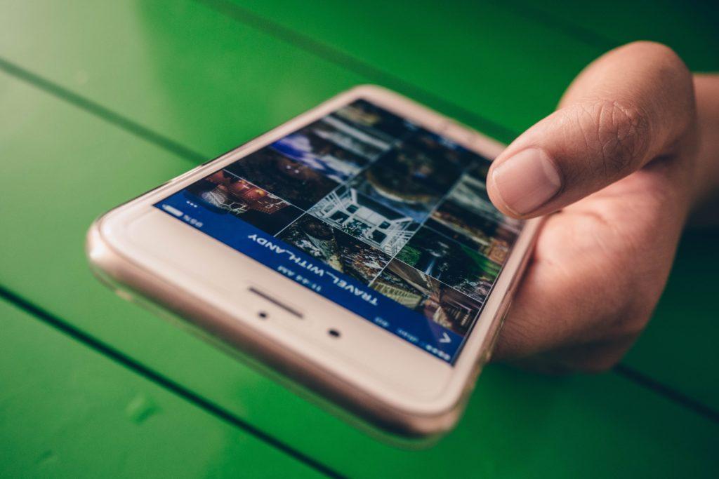 Apps de fotos para tornar o Instagram da sua imobiliária irresistível