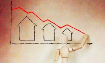 Tendência de queda no valor dos imóveis em 2020