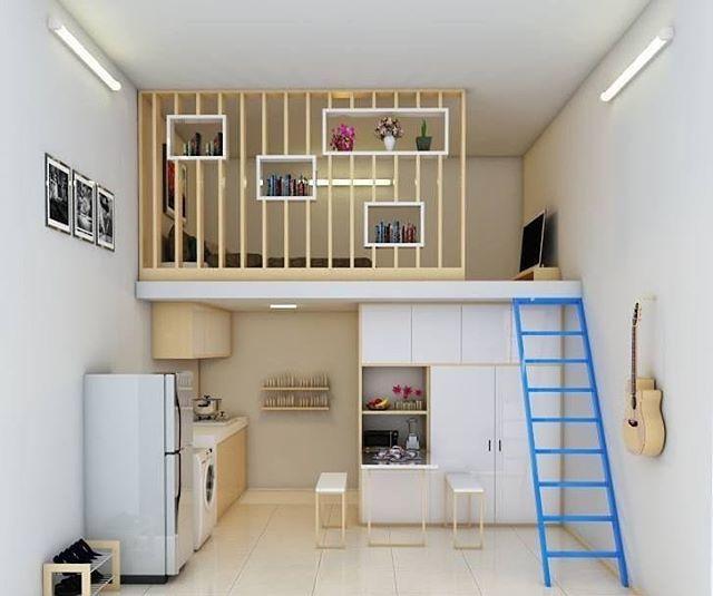 Microapartamentos - Aumenta o interesse por apartamentos menores