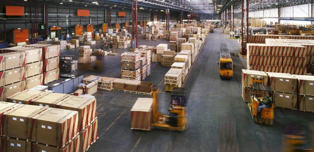 Crescimento do mercado logístico na pandemia