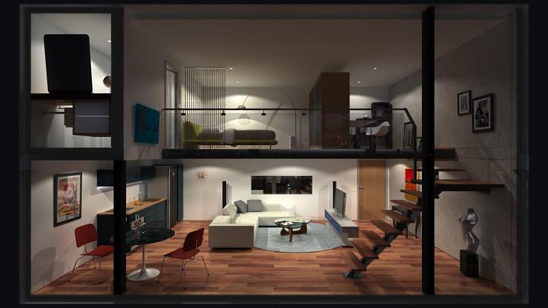 Qual a diferença entre apartamentos: Loft, Studio, Ktinet e JK