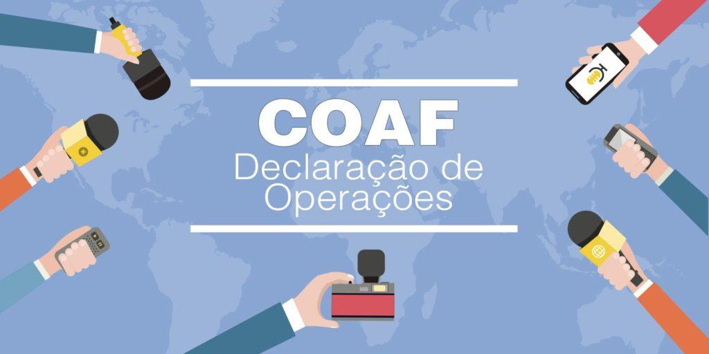 COAF: Conselho de Controle das Atividades Financeiras