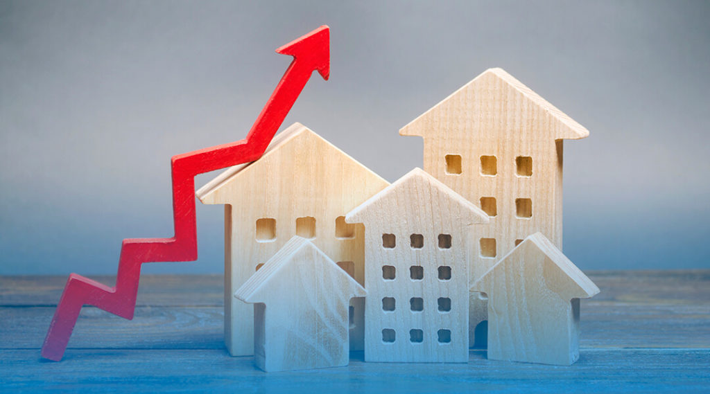 Ações imobiliárias